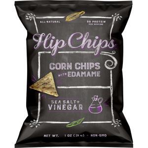 Hip Chips Edemame Snacks