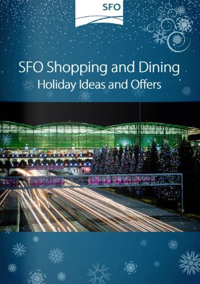 SFO Holiday Gift Guide