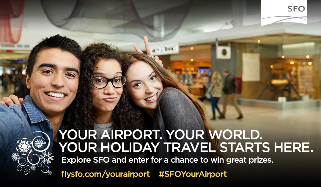 SFO 2018 Holiday Giveaway